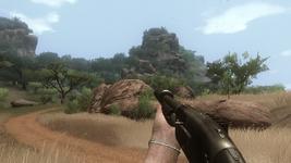 FC2 silenced shotgun