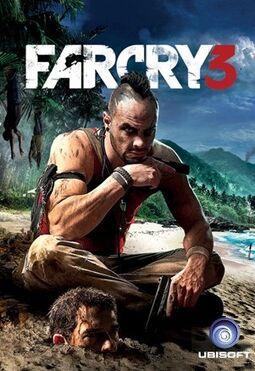 Far Cry 3 PAL box art