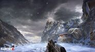 Far Cry 4 DLC Valley of the Yetis concept art by XuZhang (57)
