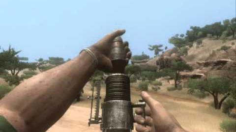 Far Cry 2 - Mortaring a convoy