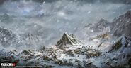 Far Cry 4 DLC Valley of the Yetis concept art by XuZhang (27)