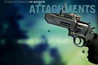(FC3) .44 Magnum Attachment 3 Red Dot Sight