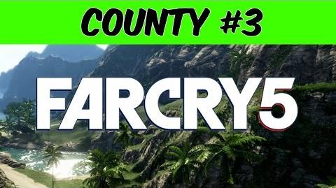 Far Cry 5 Welcome to Hope County 3 Porfirios guarding this channel