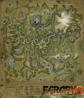FC2 Map ND Golden AK-47s
