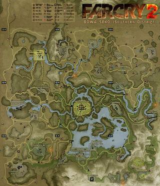 FC2 Map SD Golden AK-47s