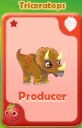 Producer Triceratops