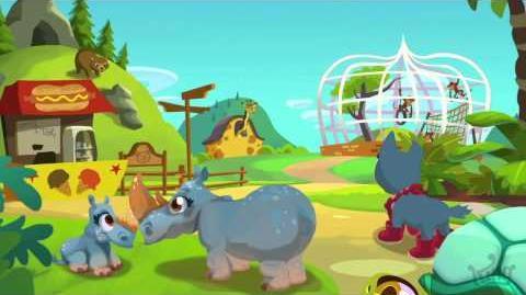 Official Farm Heroes Saga - Safari Sanctuary, Episode 51