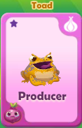Producer Toad