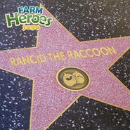 Rancid the Raccoon Star