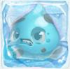 Water grumpy under ice