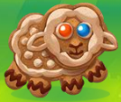 Ginger Bread Sheep