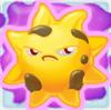 Sun grumpy on slime