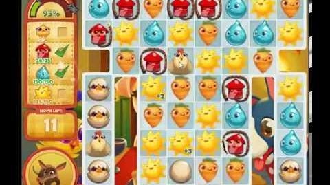 Farm Heroes Saga Level 1119