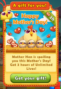 A gift for you on Mother's Day