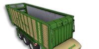 Krone ZX 550 GD Dual-Purpose Forage Wagon (Farming Simulator 2013)