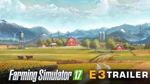 E3 2016 Farming Simulator 17 - E3 CGI Trailer