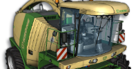 Krone BiG X 1100 (Farming Simulator 2013)