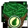 Organic Pea Bushel-icon