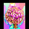 Glow Leaf Tree-icon