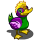 Mardi Gras Duck-icon