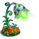 Shamrock Orchid Lamp-icon