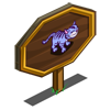 Invisible Cat Mastery Sign-icon