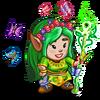 Earth Goddess Gnomette-icon