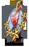 Melon Juice 5 Star Mastery Sign-icon