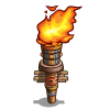 Evening Torch-icon
