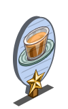 Milk Tea 1 Star Mastery Sign-icon
