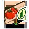 Organic Tomato Mastery Sign-icon