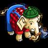Wood Cutter Elephant-icon