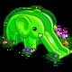 Green Trunk Slide-icon