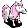 Pink-Hair Pony-icon