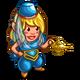 Arabic Dancer Gnomette-icon