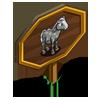 Mongolian Horse Mastery Sign-icon