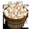 White Garlic Bushel-icon