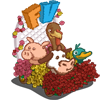 Animal Float-icon