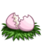 Pink Baby Bunny Eggs Stage 9-icon