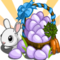 Purple Easter Eggs-icon