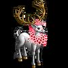 Flower Decor Deer-icon