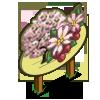Pink Dogwood Tree Mastery Sign-icon