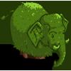Elephant Topiary-icon