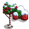 Giant Snowy Gumdrop Tree-icon