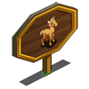 Breton Foal Mastery Sign-icon