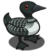 Loon Duck-icon