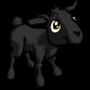 Dark Purplish Gray Lamb-icon