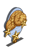 Ginger Snaps 3 Star Mastery Sign-icon