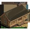 Log Cabin-icon
