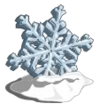 Giant Snowflake III-icon